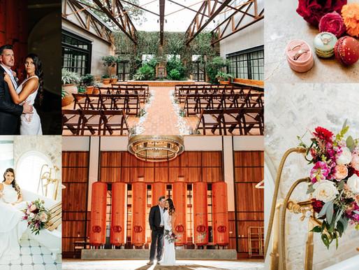 Hotel Emma Wedding   Laryn + Jason   San Antonio, TX