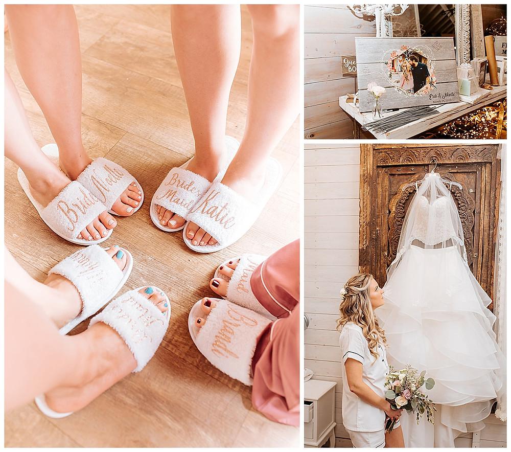 Boerne Wedding Planner | The Oaks at Boerne Wedding | Bride | Bridal Suite | Wedding Planning | Coronavirus Wedding
