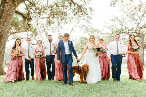 The Oaks at Boerne Wedding | San Antonio Wedding Photographer | Snap Chic Photography