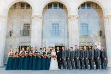 Boerne Wedding Planner | Tobin Center Wedding