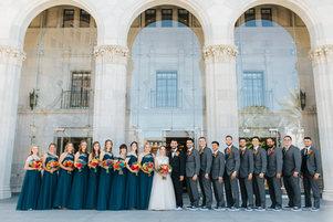 Boerne Wedding Planner   Tobin Center Wedding