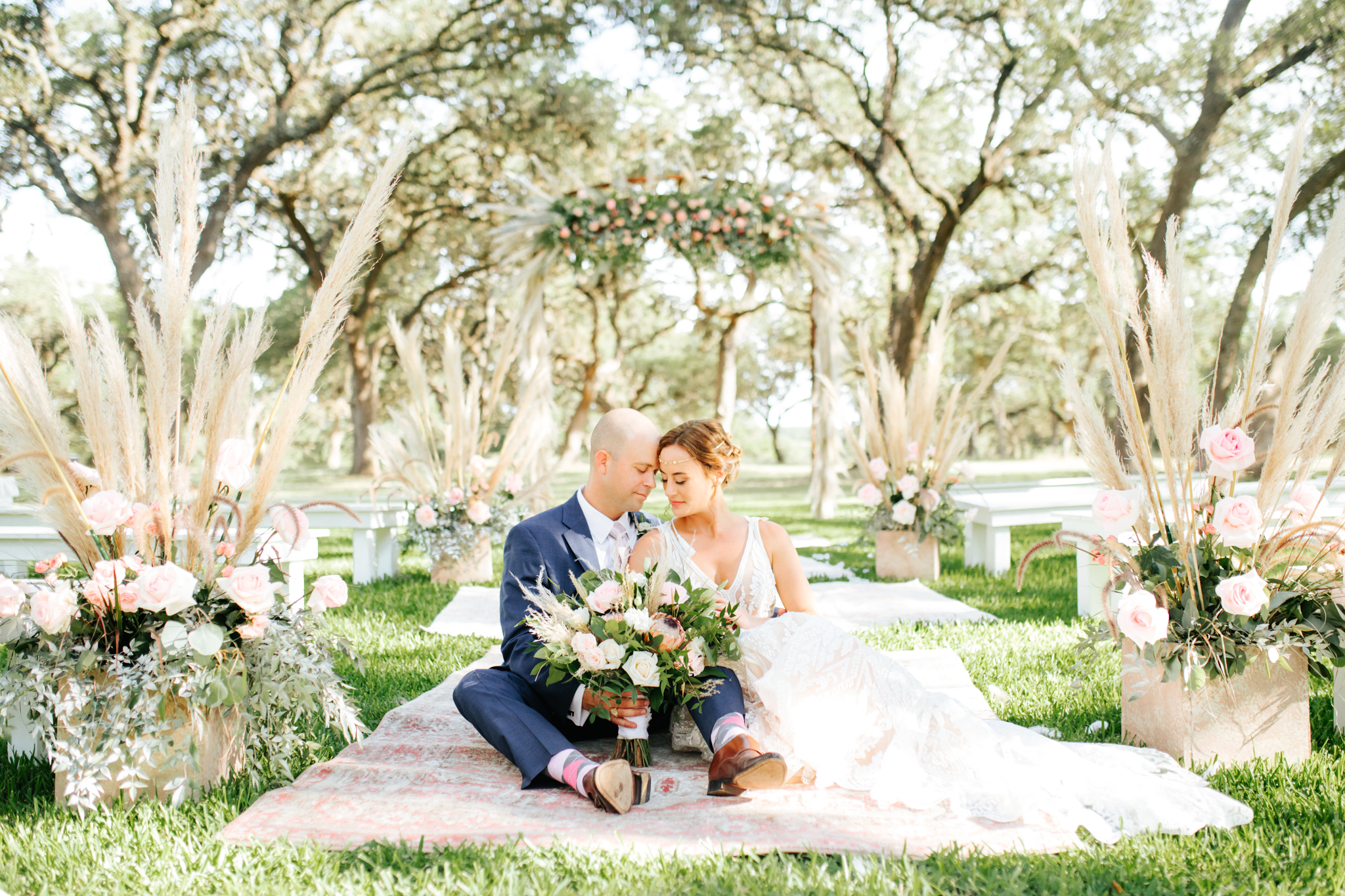 The Oaks at Boerne Wedding Venue