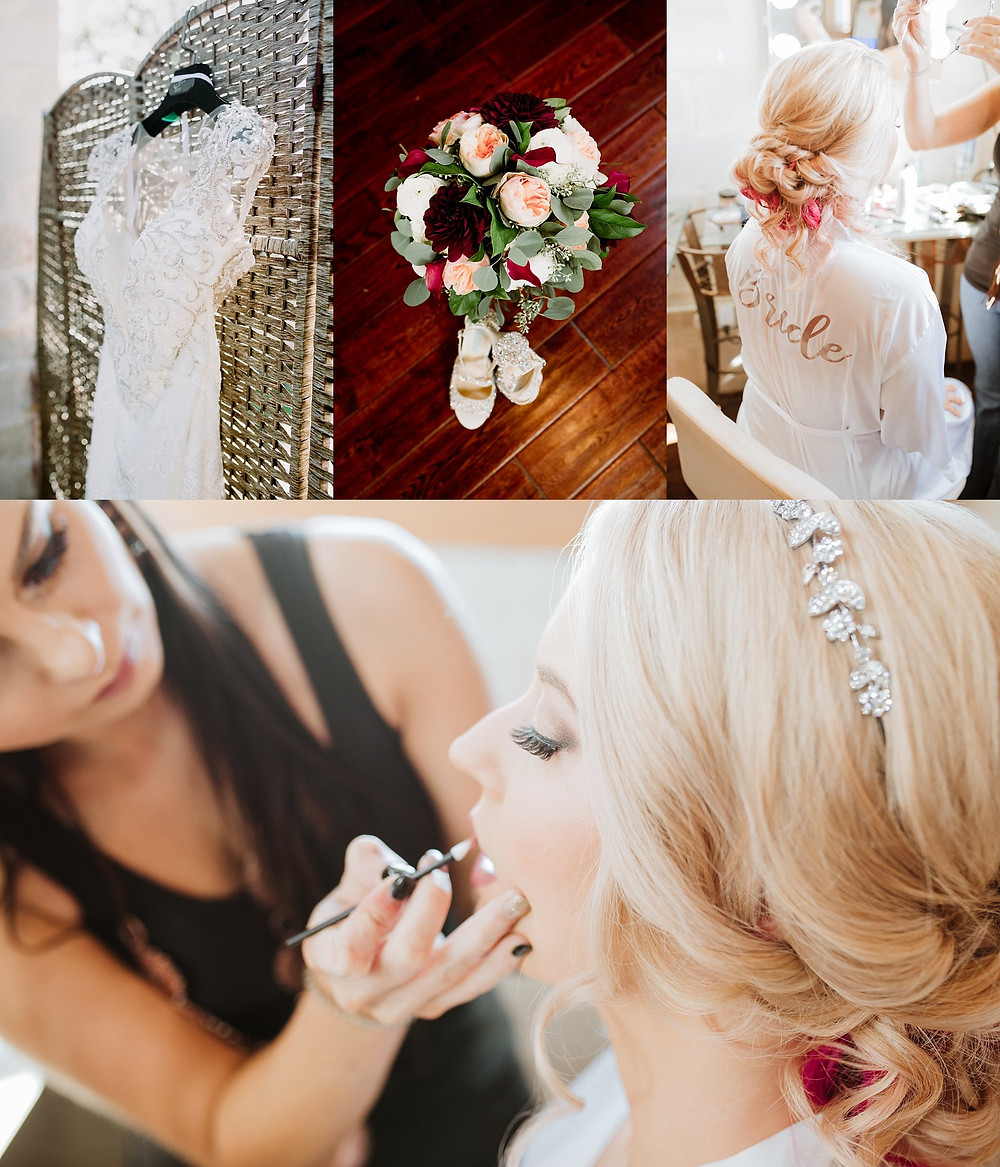 Wedding at The Oaks at Heavenly | San Antonio and Boerne Wedding Photographer | Snap Chic Photography