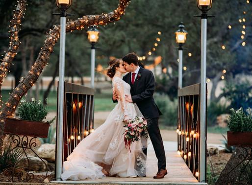 A Winter Wonderland Wedding | Park 31| Nina & Chris | Boerne + San Antonio, TX Wedding Planner