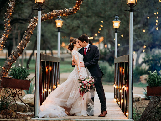 A Winter Wonderland Wedding | Park 31| Nina & Chris | Boerne + San Antonio, TX Wedding Planner