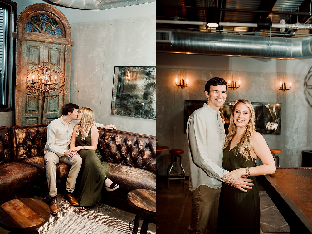 An Engagement session at Park 31 in Boerne,TX by Snap Chic Photography