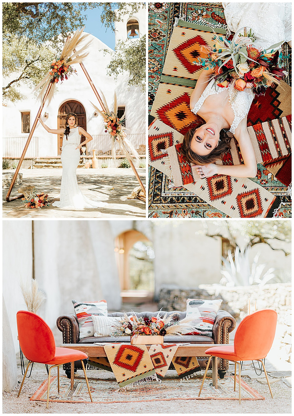 Southwestern Wedding | Hill Country Wedding | Lost Mission Wedding | Hill Country Wedding Planner | San Antonio Wedding Planner | Wedding Cake | Invitation Suite | Wedding Centerpiece | Wedding Ceremony | Bridal Hair & Makeup