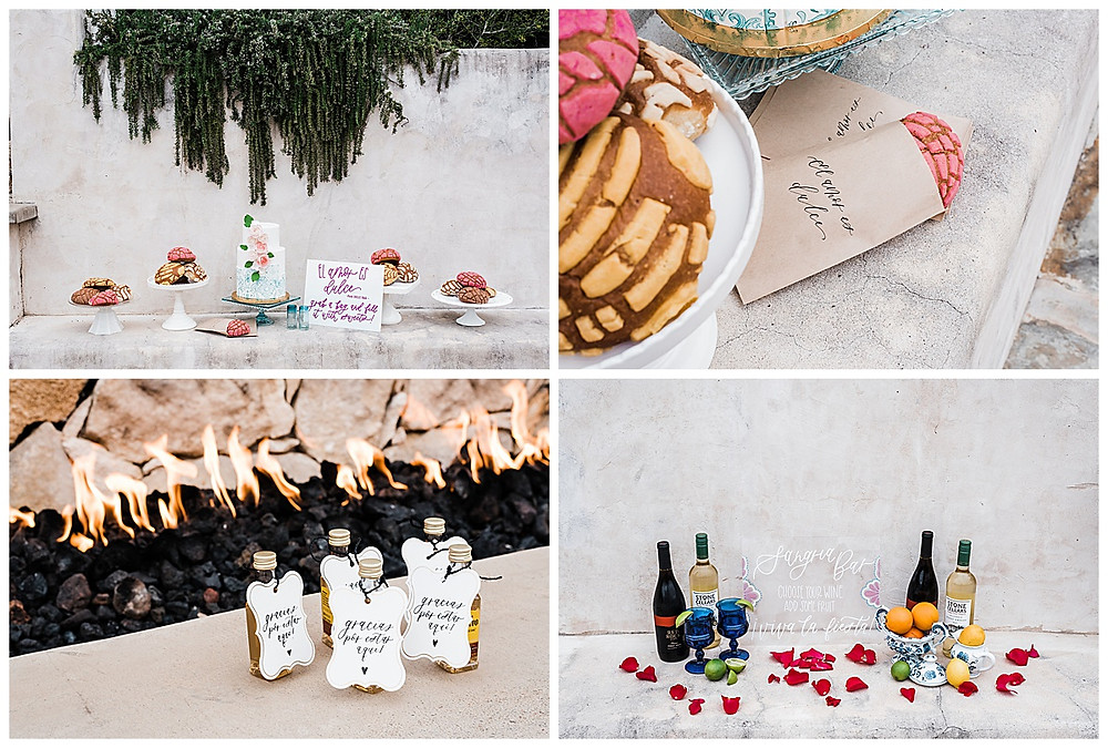 Lost Mission Wedding | Lost Mission | Spring Branch Wedding | San Antonio Wedding | San Antonio Wedding Planner | Boerne Wedding Planner | New Braunfels Wedding Planner | Hill Country Wedding | Spanish Style Wedding | Sangria Bar | Pan Dulce | Wedding Cake