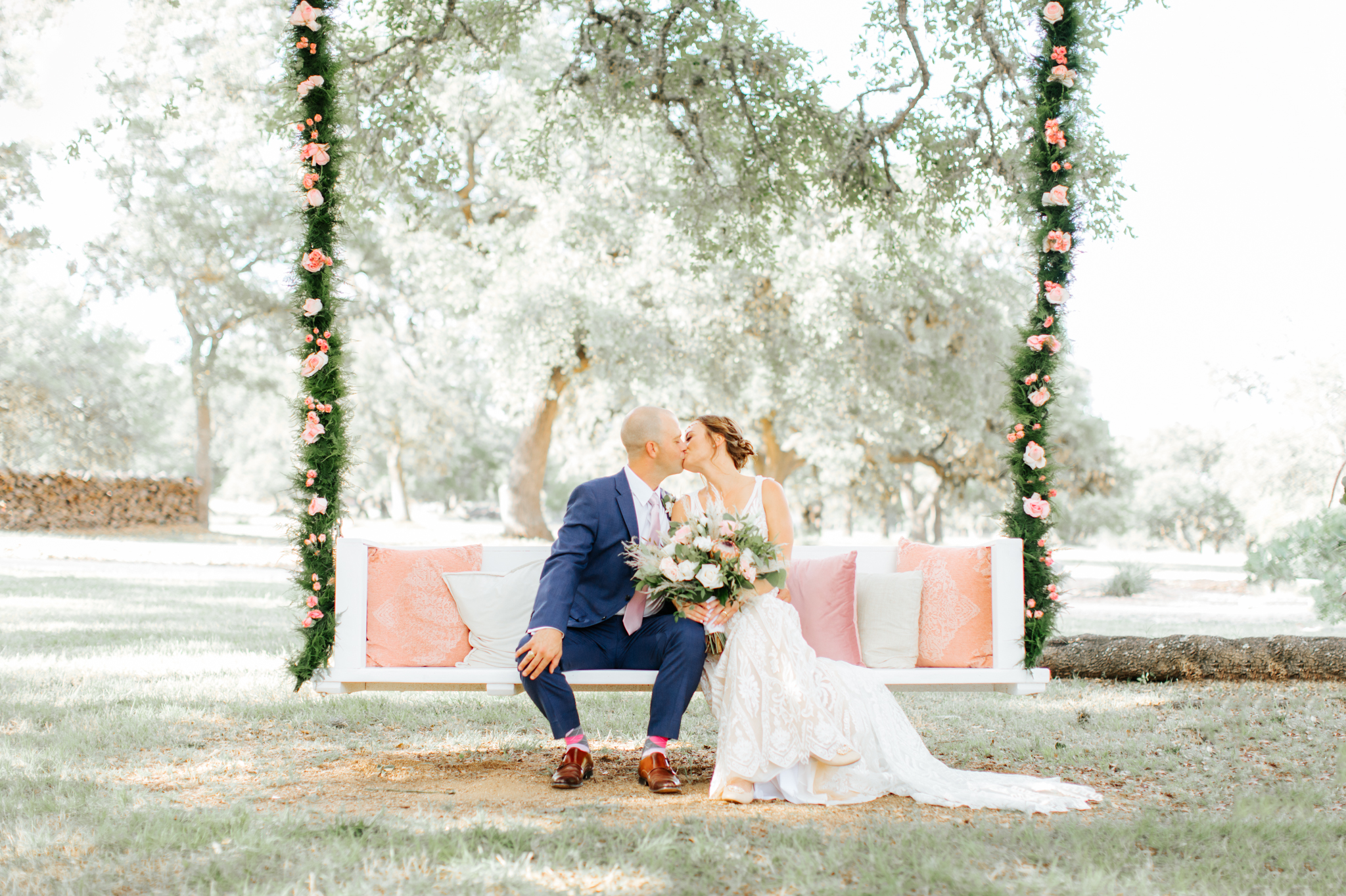 Boerne Wedding Venue | The Oaks