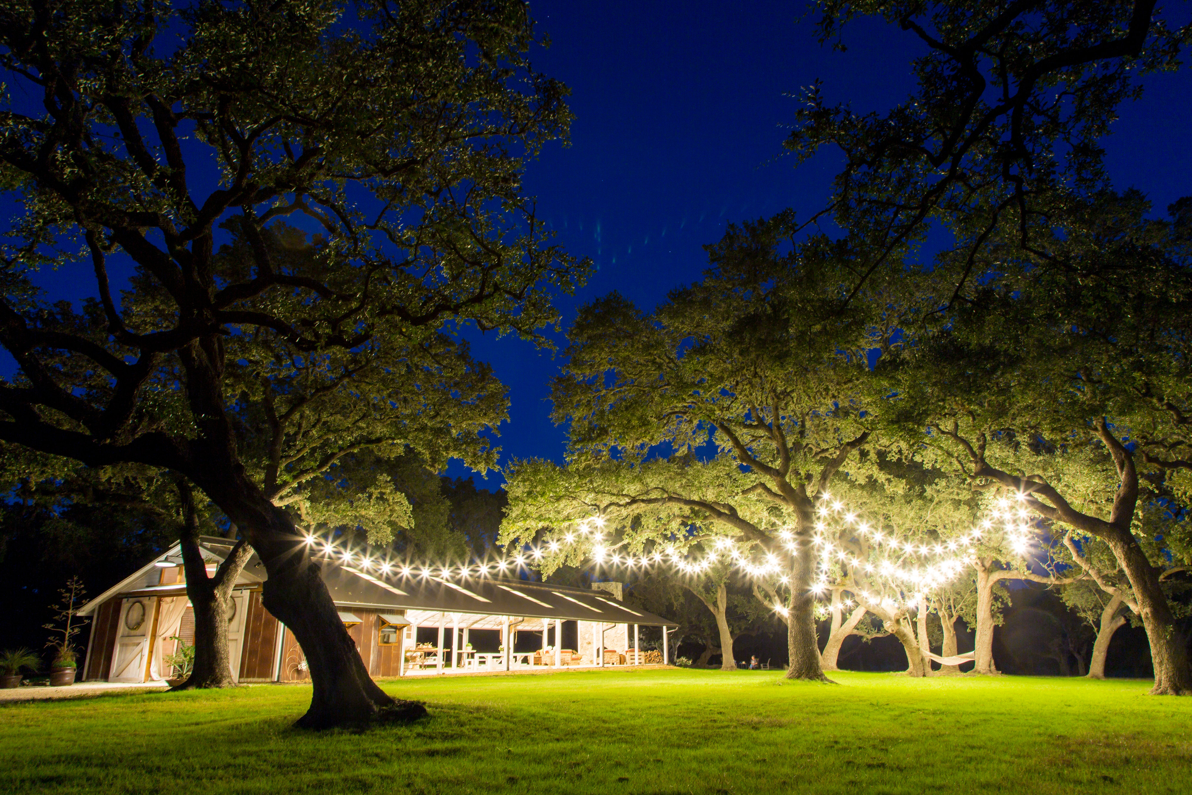 The Oaks At Boerne Hill Country Wedding Venue