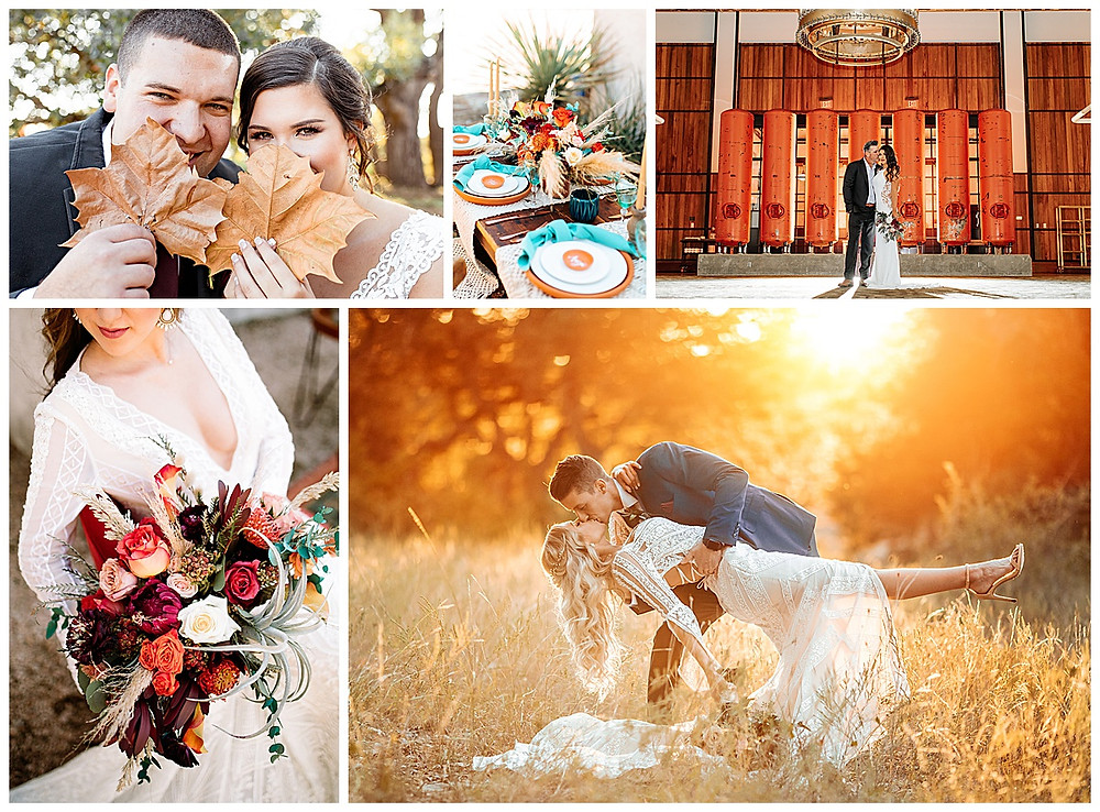 Fall Wedding | Wedding Planning | Wedding Venues | Spring Wedding | Brunch Wedding | Brunch | Outdoor Wedding | Garden Wedding | Bouquet | Spring Floral Arrangement | Fireworks | Sparkler Send off | Appetizers | Earthy Florals | Fall | Moody Color Palette