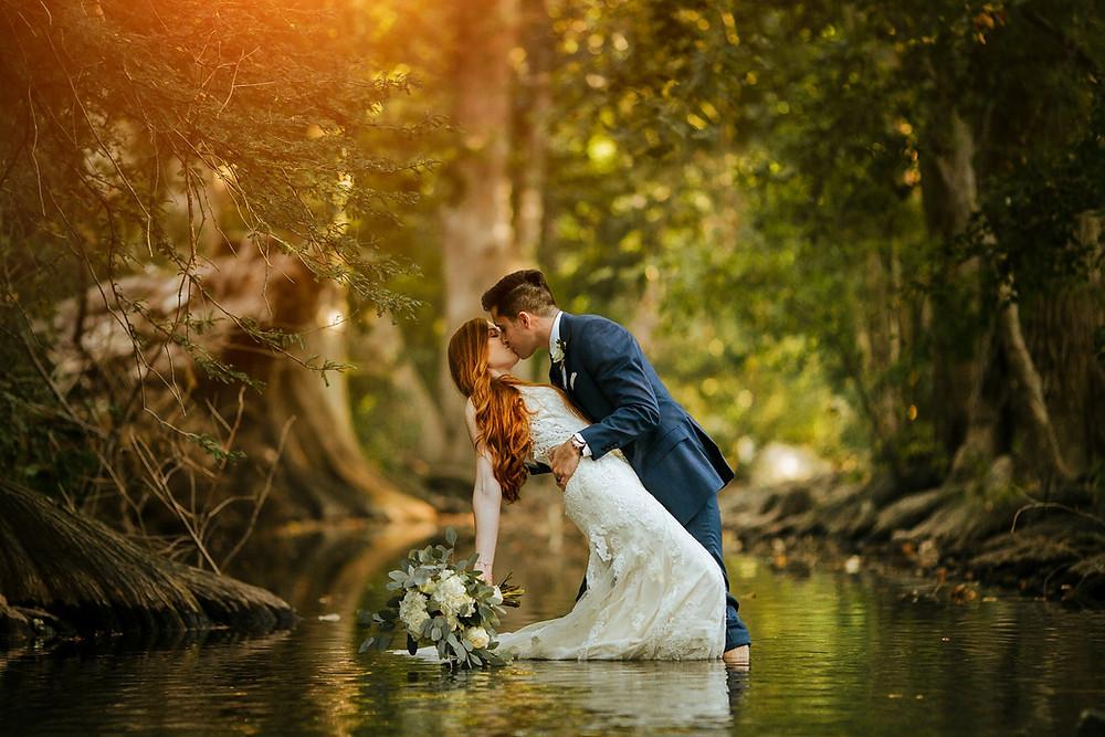 Boerne Wedding Photographer | Cibolo Nature Center Photos | Cibolo Nature Center Wedding