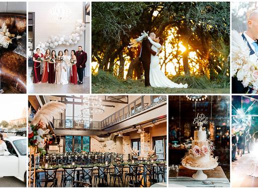 Park 31 and St. Joseph Honey Creek Wedding | Jessica + Shawn | Snap Chic Photography