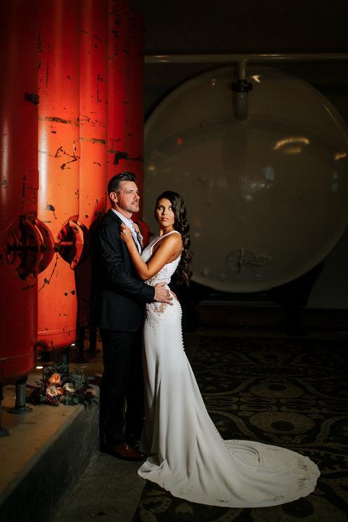 Hotel Emma Wedding | Snap Chic Photography | Boerne Wedding Photographer