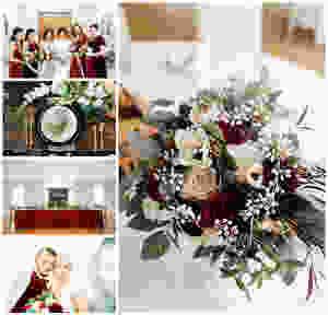Wedding Planning | Wedding Venues | Spring Wedding | Brunch Wedding | Brunch | Outdoor Wedding | Garden Wedding | Bouquet | Spring Floral Arrangement | Fireworks | Sparkler Send off | Appetizers |  Winter Wedding |
