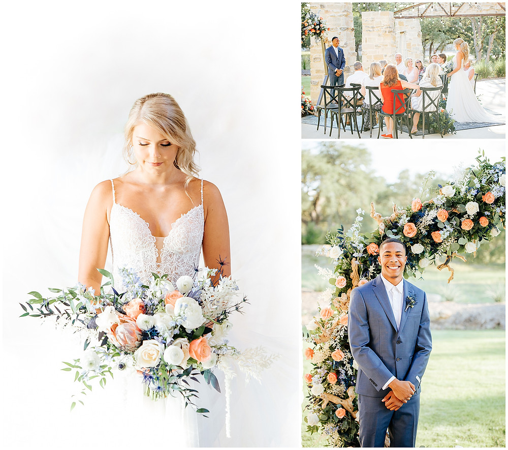Park 31 Wedding Venue | Snap Chic Photography | Micro-Wedding | Mini-Mony | Elopement Photographer | Boerne, TX
