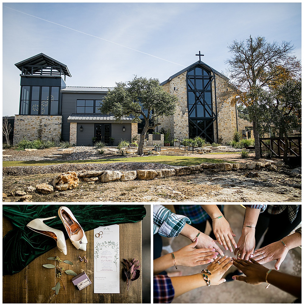 Park 31 Wedding | Wedding Planner | Wedding Details | Bridal Party | San Antonio Wedding Planner | Hill Country Wedding Planner | Luxury Event Planner