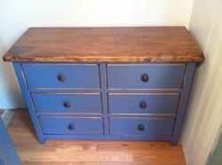 Dresser - Blue