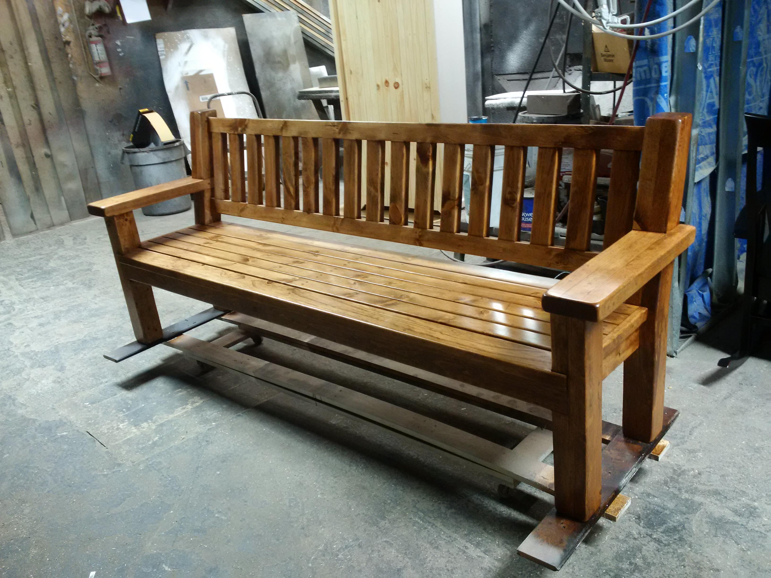Long Bench