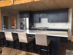 Kitchen Cabinets Cupboards and Island