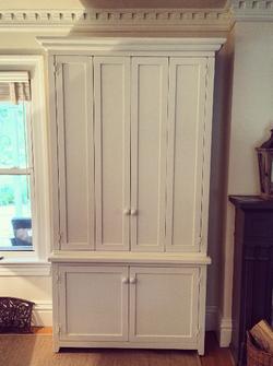 Wardrobe - White