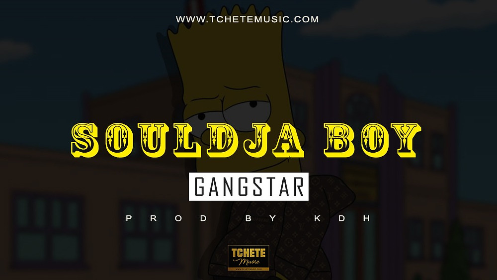 SOULDJA BOY - GANGSTAR