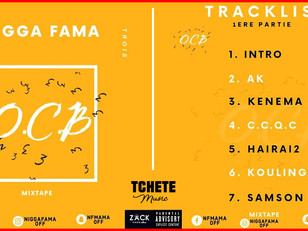 NF MAMA - Mixtape: O.C.B Vol. 3 (1ère Partie)