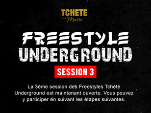 Tchété Freestyle Session 3