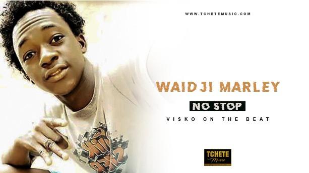 WAIDJI MARLEY - NO STOP
