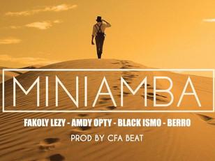Amdy Opti, Fakoly Lezy, Black Ismo et Berro - Miniamba