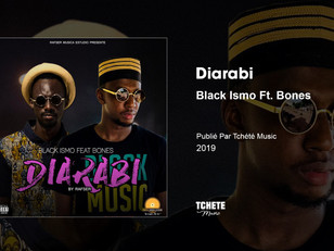 Black Ismo Ft. Bones - Diarabi