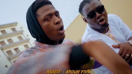 AGUIB CHE Feat. CVSHA - A Mogo Bi Bolo? (Officiel Video) 2020