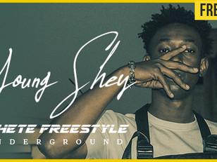 Young Shey | Tchété Freestyle Underground