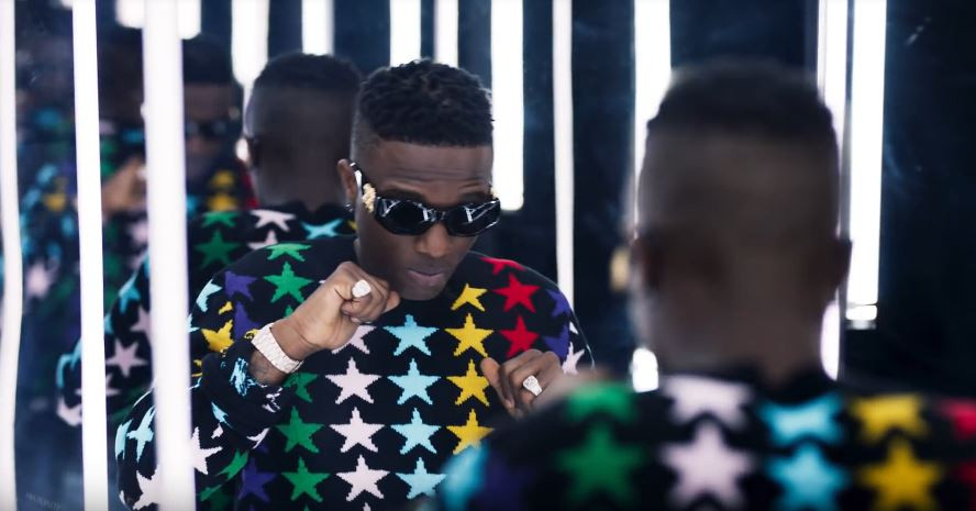 MHD feat. Wizkid - BELLA (Clip Officiel)