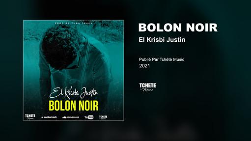 EL KRISBI JUSTIN - BOLON NOIR