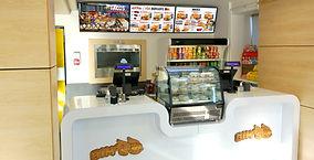 menu board, fast food menu, menu board dynamique, menu kebab, graphcom