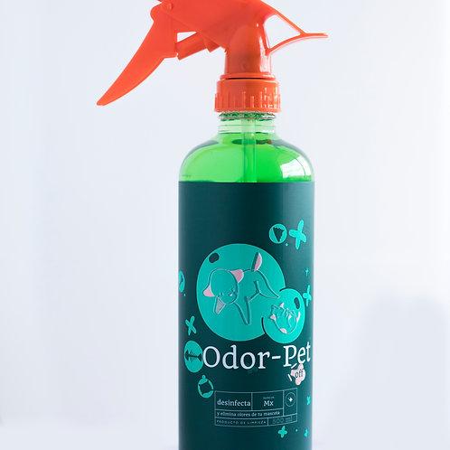 Odor-Pet Off