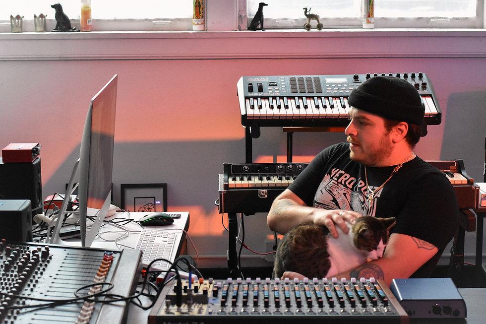 Mastri in studio