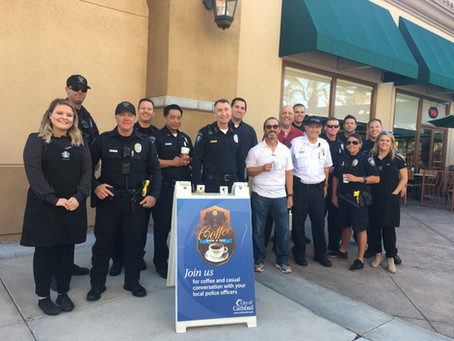 Supporting the Carlsbad Police