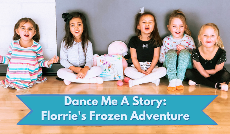 Florrie's Frozen Adventure Course Cover.