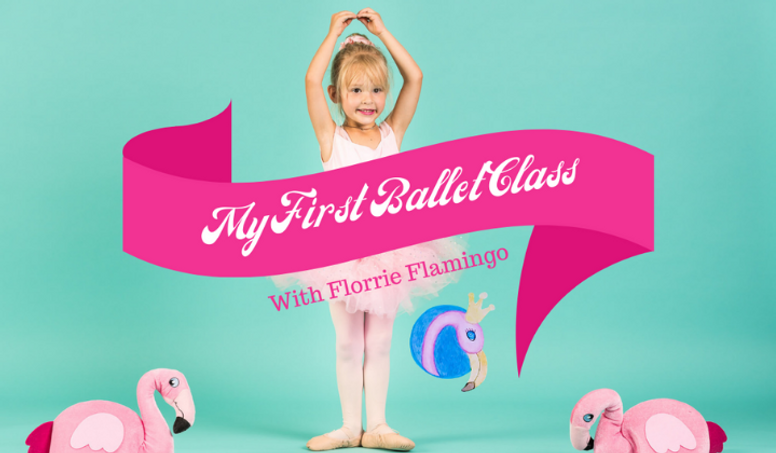 Florrie Flamingo's First ballet Class |
