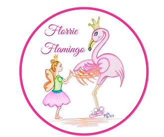 Florrie Flamingo Logo.png