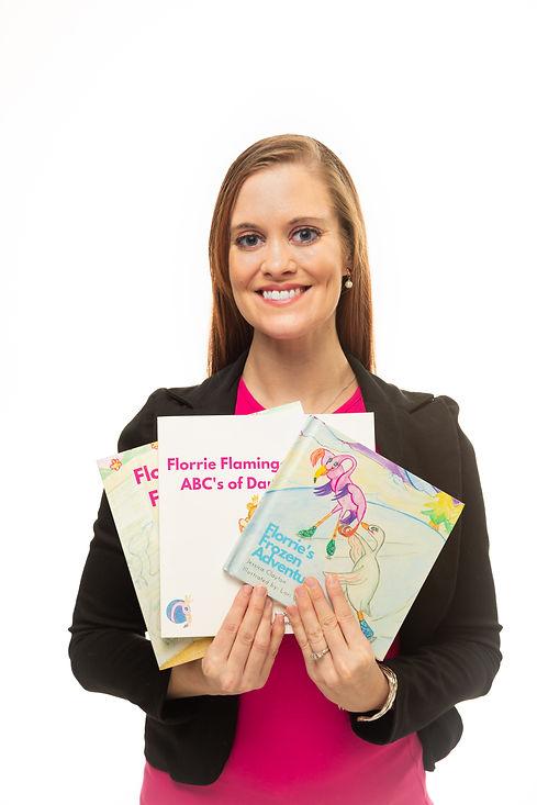 Florrie Flamingo_Children's Book Author_