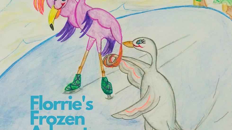 Florrie Flamingo Studios Merchandise: Frozen Adventure (Book)