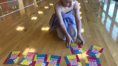 15 Creative Ways to use the Florrie Flamingo© Ballet Terminology Flash Cards in your Dance Classes