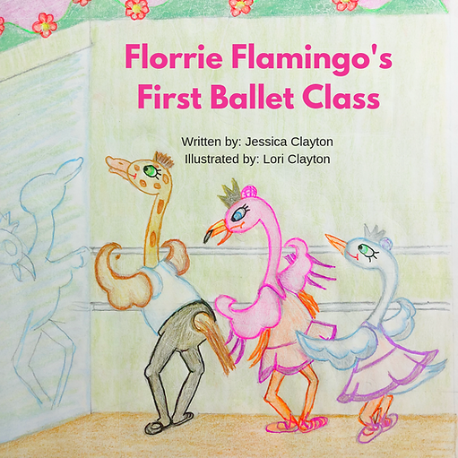 Florrie Flamingo's First Ballet Class _