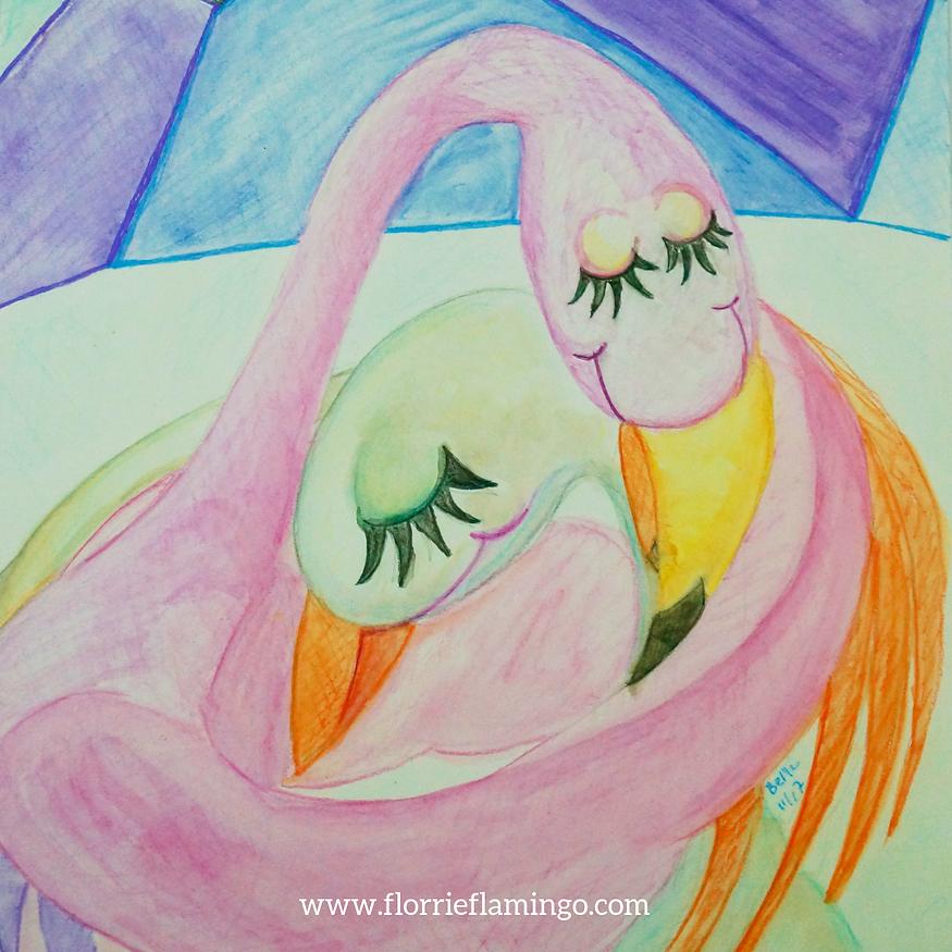 Florrie Flamingo _ Children's Books _ Ba