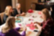 Private Paper Rose Group Workshop