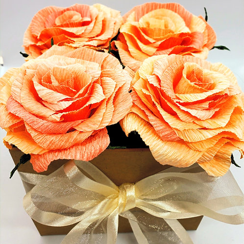 Mother's Day Boxed Roses