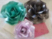 Paper Rose DIY Party